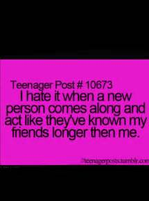 Friendship Quotes Teenager Posts