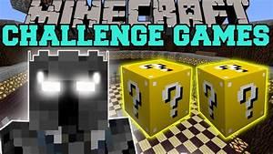 Minecraft: POPULARMMOS CHALLENGE GAMES - Lucky Block Mod ...  Popularmmos