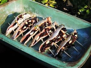 Filet De Sardine : filets de sardines la plancha farcies aux olives et aux ~ Nature-et-papiers.com Idées de Décoration