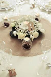 Centre De Table Mariage : best 25 chemin de table mariage ideas on pinterest ~ Melissatoandfro.com Idées de Décoration
