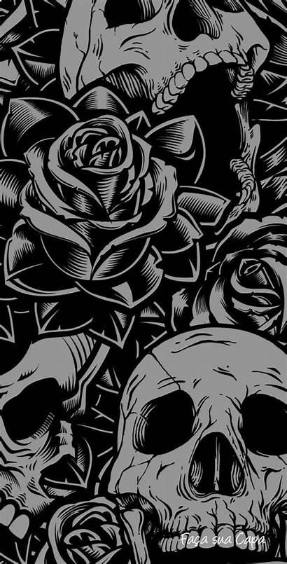 Skull Noor Calaveras Pantalla Fondo