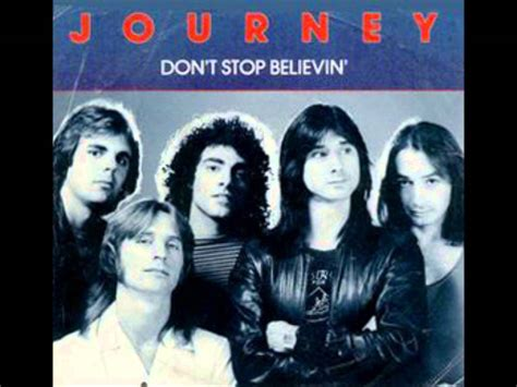 Don't Stop Believin' (hd) (1080p)