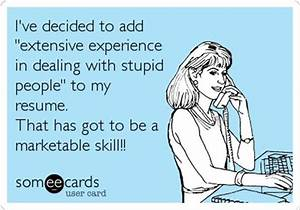 Funny Pictures ... Funny Work Experience Quotes