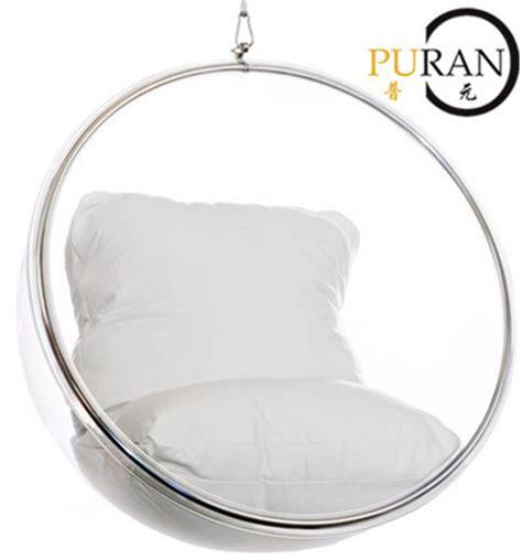 chaise boule achetez en gros chaise de boule transparente en ligne à