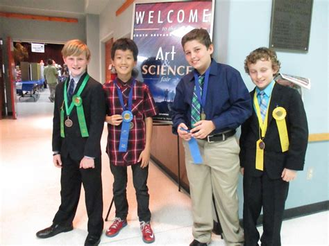 brevard students compete southern district science fair