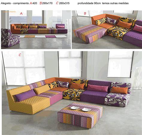home interior image sofá modular perfeito para sala pequena e sala grande