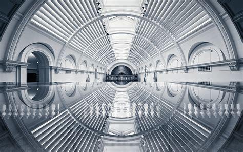 wallpaper victoria  albert museum symmetrical