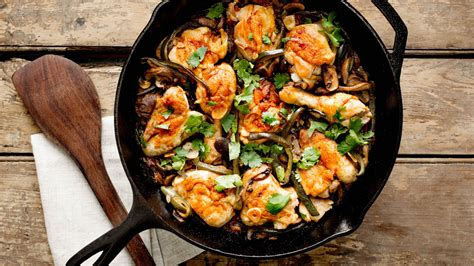 braised chicken  gochujang recipe nyt cooking