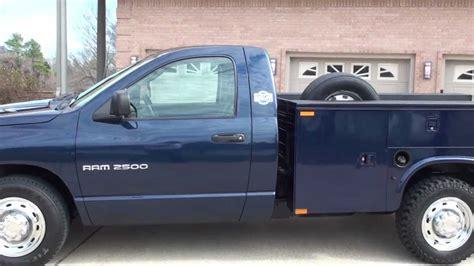 hd video  dodge ram  utility wrok truck  sale