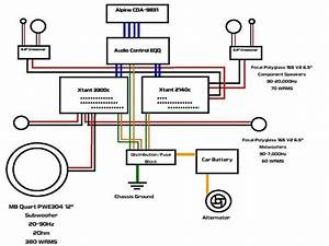 Wiring Diagram For Jvc