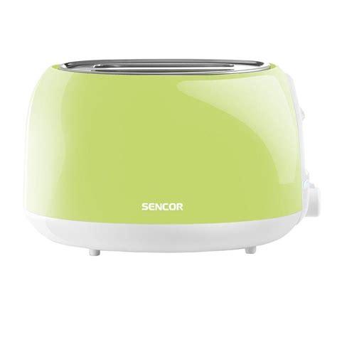 Sencor 2slice Pastel Lime Green Toastersts37ggnaa1