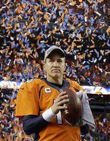 50th Super Bowl Mannings Broncos Face Newtons Panthers