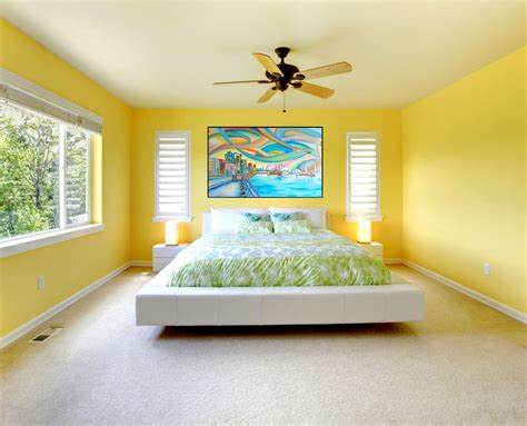 Yellow Bedroom Walls Meaning by Feng Shui Colors And Its Meaning Midcityeast