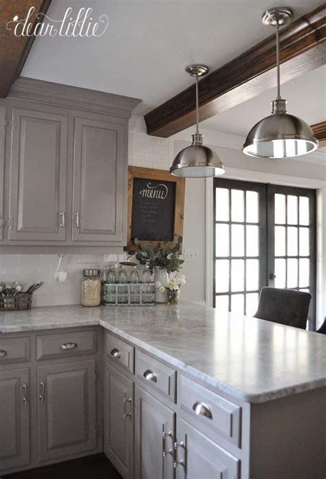 stylish grey kitchen cabinets   inspiration