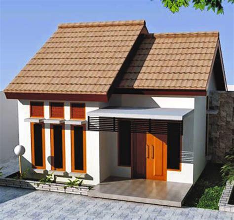 gambar desain rumah minimalis modern  lantai type
