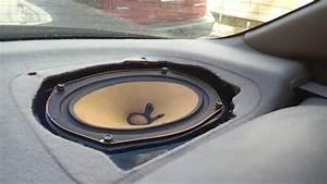 How To Remove Honda Accord 98 Speaker