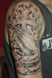 Mens Tattoos » Religious Tattoos For Men