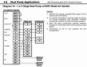 Trane Heat Pump Parts Diagram