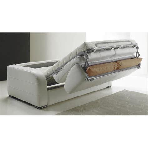 canape en promo canapé convertible rapido en cuir promo 28