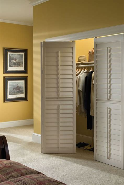 closet door shutter    window coverings