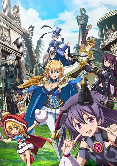 Arthur Million Hangyakusei Anime Saison Visual Adala