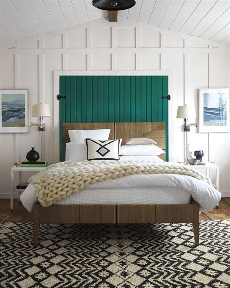 The Bedroom Decor by Remodelaholic Modern Coastal Bedroom Decor Tips