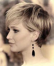 Jennifer Lawrence Short Hair 2014