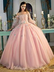Bud Light Party Ball For Sale Ericdress Off The Shoulder Ball Gown Long Sleeves Beading