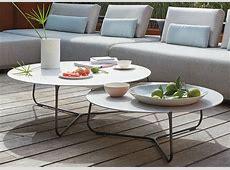 Manutti Mood Garden Coffee Table Modern Garden Furniture