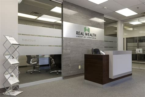 » Real Wealth Corporate Office by Ambience Design Group