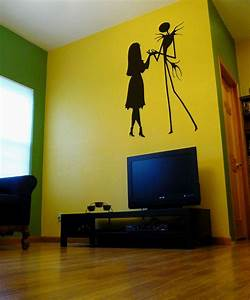 30 best images about jack sally on pinterest disney With nightmare before christmas wall decal ideas