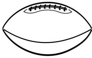 Football Silhouette Clip Art