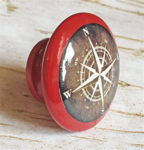 nautical themed cabinet pulls on sale nautical compass knob drawer pulls antique by