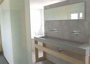 Betonoptik Wand Bad : night and day ein bad mit zwei gesichtern waschtische aus beton betonm bel urbandesigners ~ Sanjose-hotels-ca.com Haus und Dekorationen
