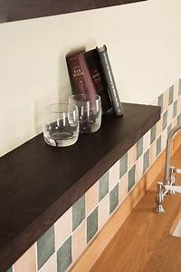 Choosing the Correct Floating Shelves to Match a Wooden