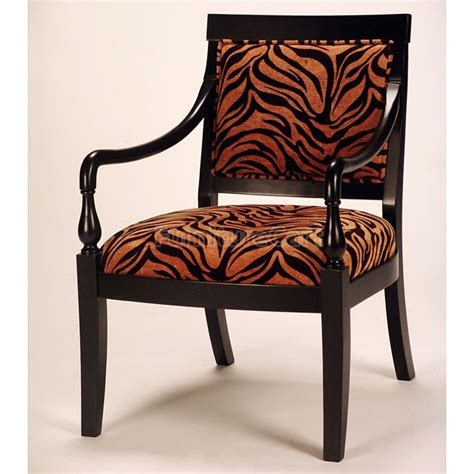 animal print accent chair decor lust