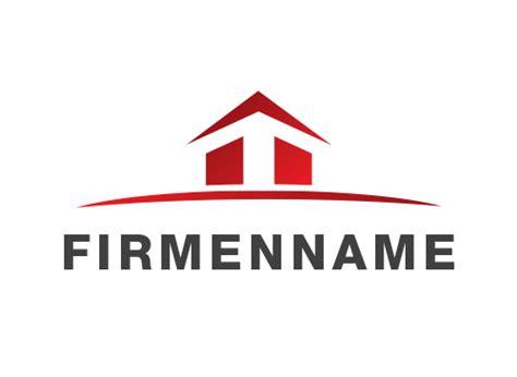 Logo, Haus, Dach, Pfeil Logomarket