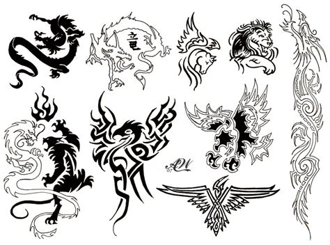 Tribal Animal Wallpaper - tribal animal designs cliparts co