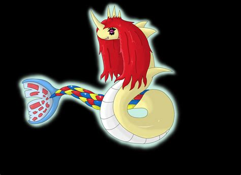 Milotic's Evolution By Conor332211 On Deviantart