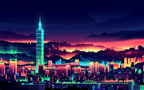 taipei taiwan artwork wallpapers taipei taiwan artwork