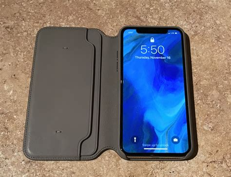 Review- Apple Leather Folio For The Iphone X Business Plan Industry Analysis App Template Xlsx Development Research Artinya Presentation Sample Cards Round
