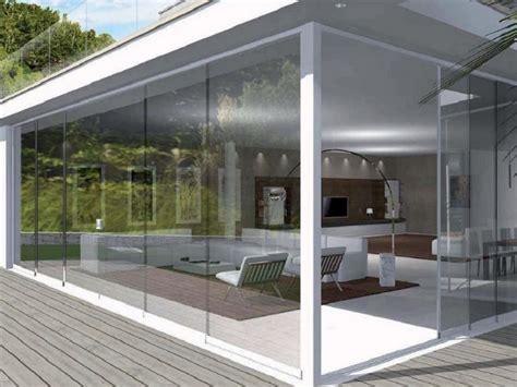 tende per verande chiuse verande esterne mobili chiuse e apribili giardini d inverno