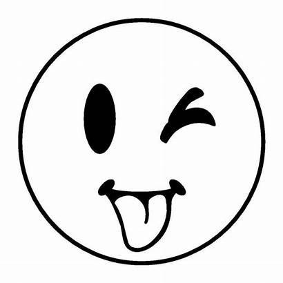 Emoji Tongue Smiley Face Smile Clipart Sticking