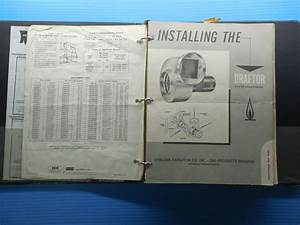 Draftor Induced Draft Fan  U0026 Gas Fired Heater Manuals