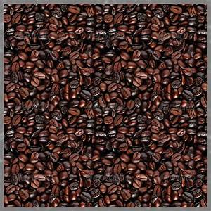 Seamless Coffee Beans Texture by shilldesign | GraphicRiver