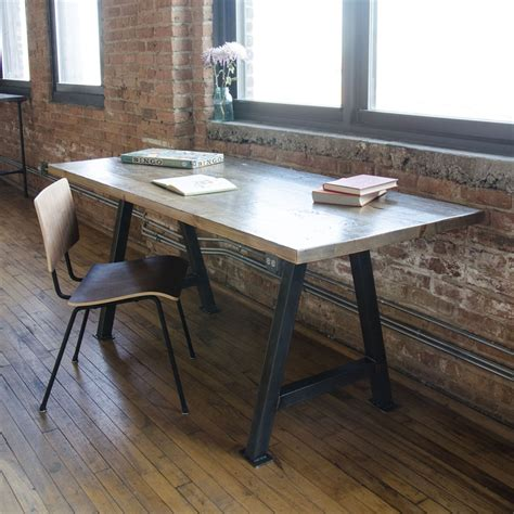making an office desk rustic office desk style make a table to a rustic office