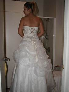Dressilyme real customer review irinkaelf39s custom made for Dressilyme wedding dress
