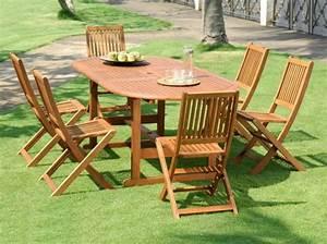 Ikea Meuble Jardin : meubles de jardin en teck pas cher meuble jardin en bois maisonjoffrois ~ Teatrodelosmanantiales.com Idées de Décoration