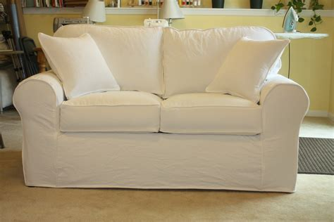 ethan allen sectional slipcovers white canvas slipcovers for sofa ezhandui com