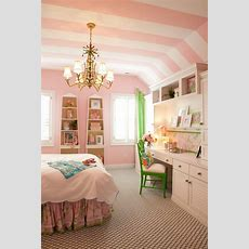15 Playful Traditional Girls' Room Designs To Surprise